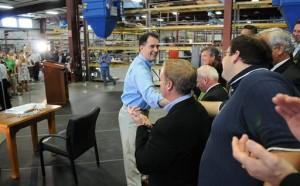 Walker signs $66 billion budget