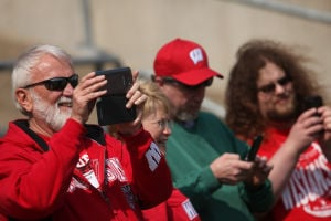 Photos: Badgers football spring game