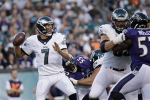 Video: Philly reporters look ahead to Saturday's Packers-Eagles game