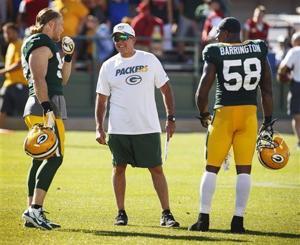 Video: Packers' Clay Matthews misses practice