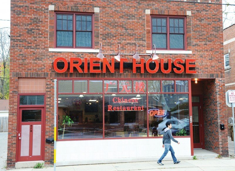 a discussion on the authenticity of chinese american restaurants and food Many companies in the american food industry developed new  the modern cuisine of the united states is very much  chinese americans – american chinese.