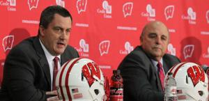 Football: Paul Chryst unveiled as new Badger head coach