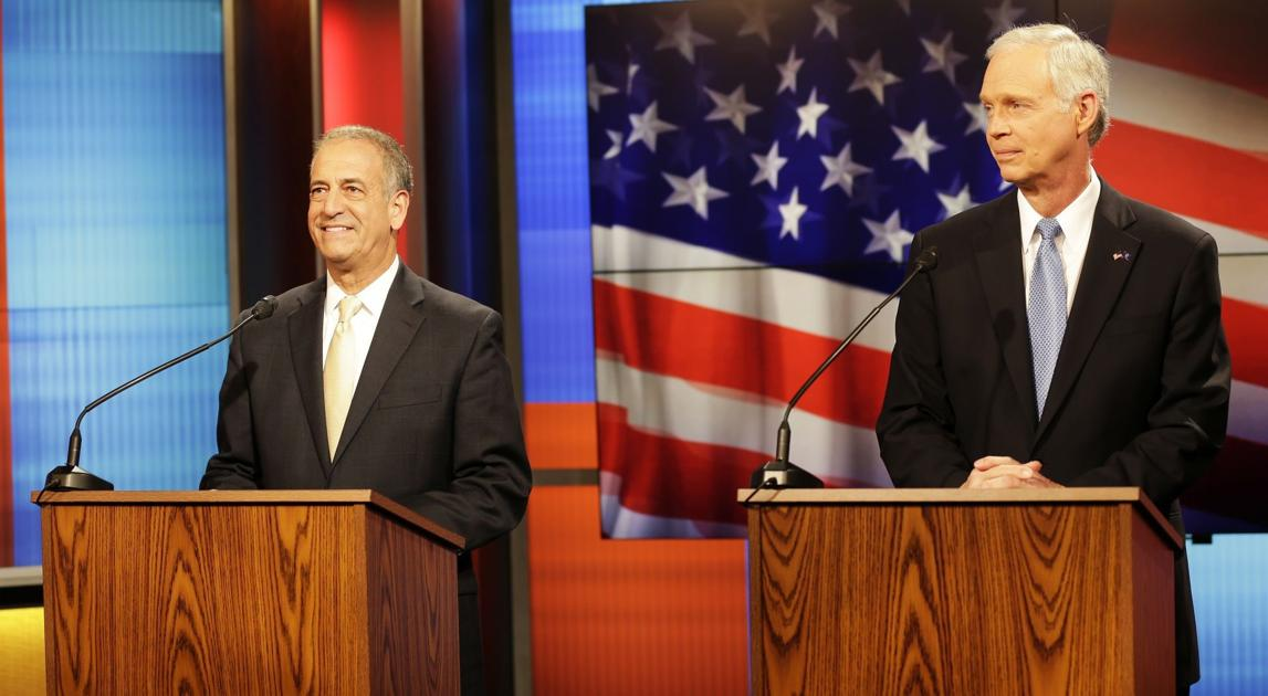 Wisconsin Senate race a dead heat between Russ Feingold, Ron Johnson