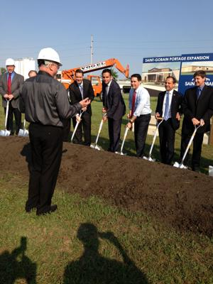 French company announces $11.5M expansion in Portage