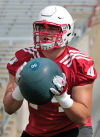 Badgers football notebook: Hayden Biegel, others close to returning