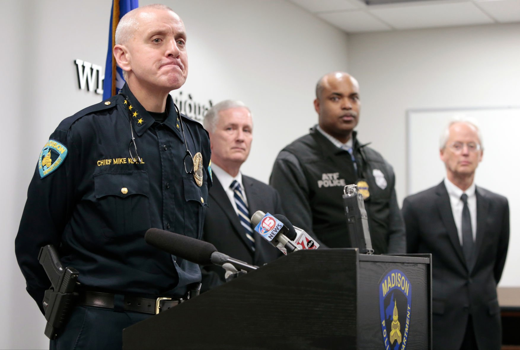 Madison police officer charged with theft of federal money after ...