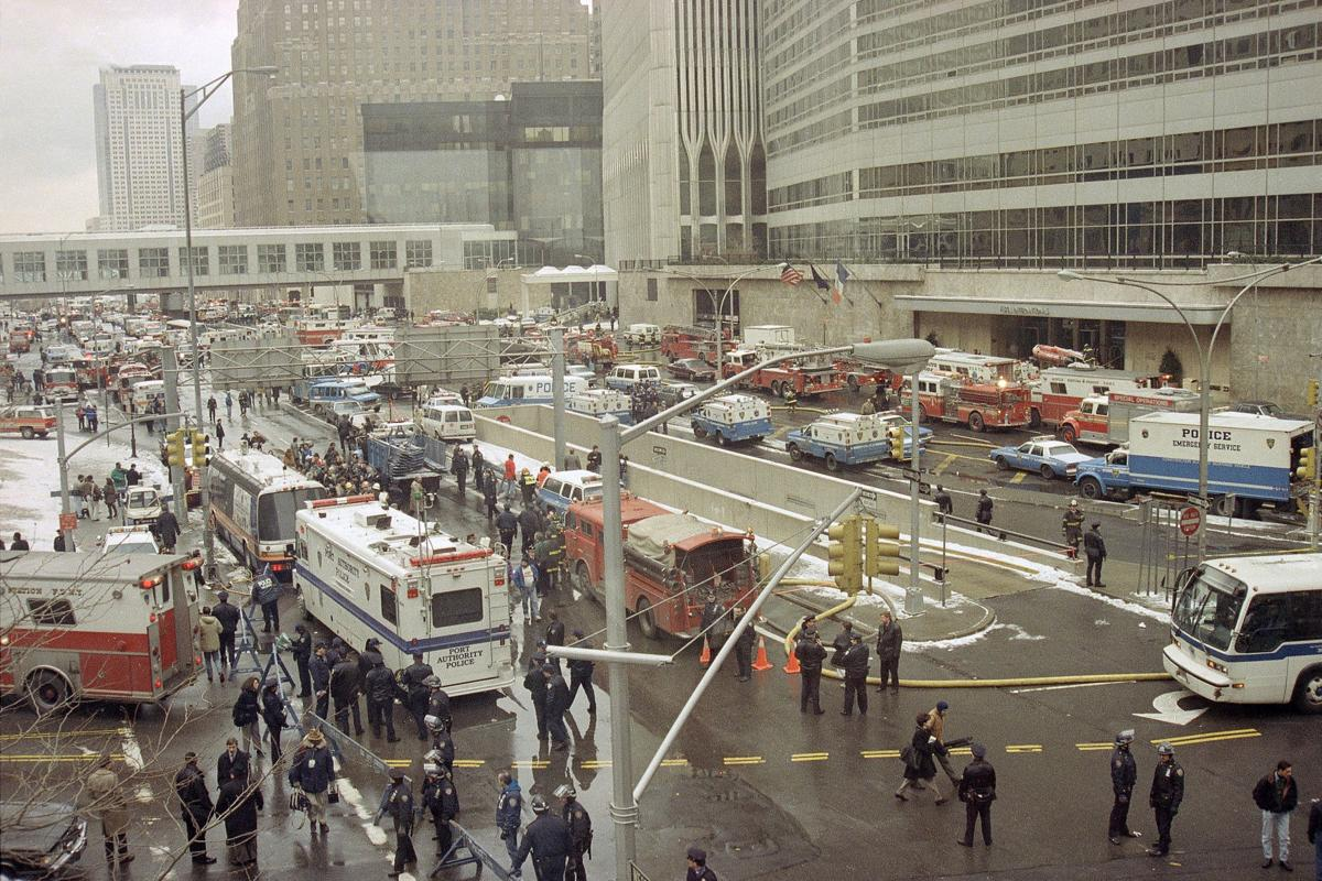 Today In History, Feb. 26: World Trade Center Bombing ...