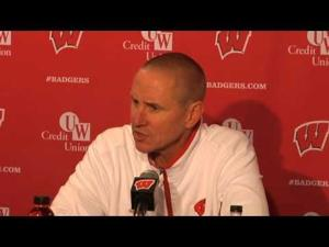 Video: Badgers' Alex Erickson 'a focal point of offense'