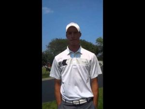 Video: Waunakee's Zach Gaugert rallies for a 73 on Day 1 of State Amateur