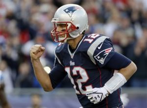 Video: Tom Brady, Patriots continue to roll