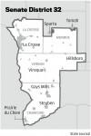 Senate 32 map 1016
