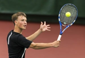 Photos: Middleton wins Big Eight Conference tennis title