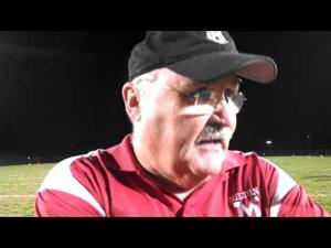 Milton's Bill O'Leary says 'there was a lot of good defense' in win over Stoughton
