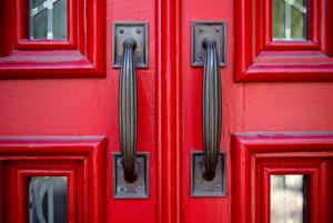 Photos: Door handles of downtown Madison