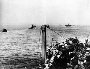 Photos: 75th anniversary of Dunkirk evacuation