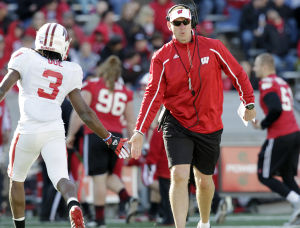 Photos: 2013 Badgers football Spring Game