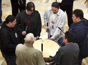 Northern Wisconsin Chippewa tribes might use treaties to halt or slow proposed mine