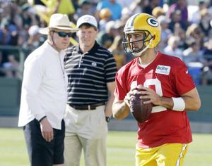 Photos: Day one of Packers training camp