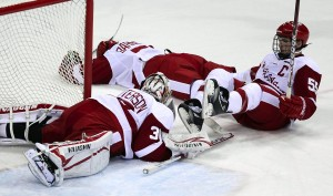 WCHA: Badgers - Lead Roles Cause A Few Early Jitters