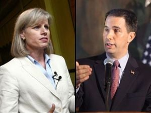 Walker, Burke in 'dead heat,' playing field levels among independents