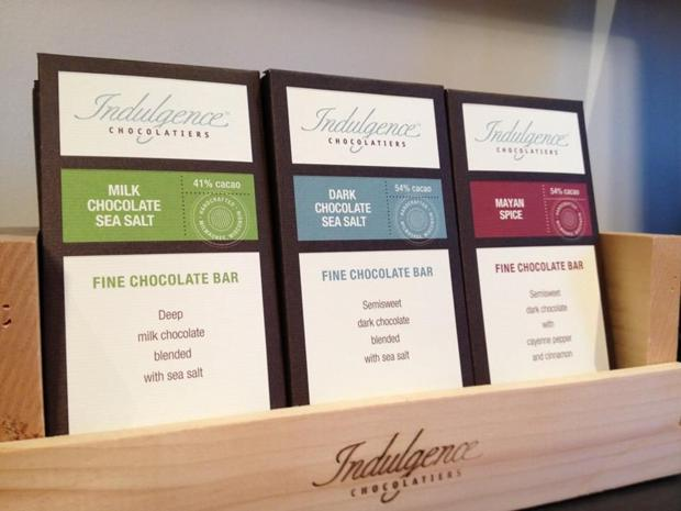 Recent obsessions: Indulgence Chocolatier