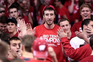 Video: Jim Polzin says Badgers want Big Ten title all to selves