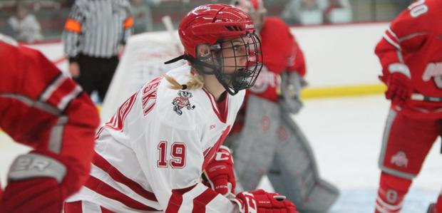 UW squares away with North Dakota in Final Face-Off