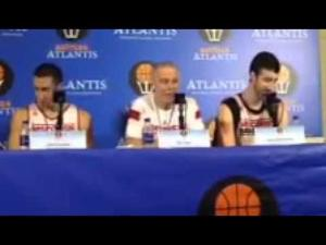 Video: Badgers coach Bo Ryan meets the Bahamas media before Battle 4 Atlantis
