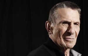 Photos: Leonard Nimoy, 'Mr. Spock,' dies at 83