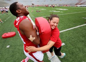 Photos: Football 101 at Camp Randall