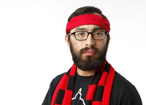 Q&A: Mark Navarro leads the chants for the Madison 56ers' soccer supporters group