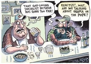Editorial cartoon 10/19/2014