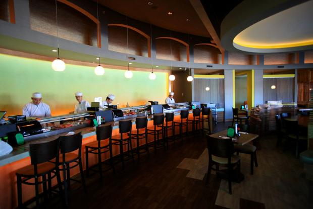 Restaurant review: Sushi comes to Middleton with striking new Takara 88