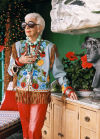 'Iris' chronicles life and style of a UW student turned fashion icon
