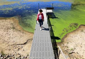 On Wisconsin: Low water brings debate, muck and pressure