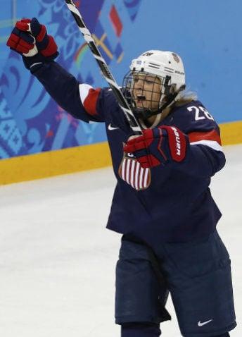 Madison Native Amanda Kessel Talks About Her Return To Hockey (video)
