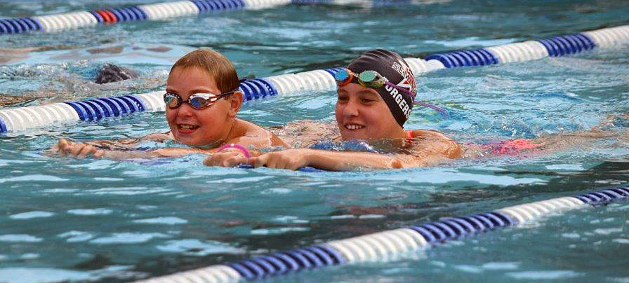 All City Swimming 39 Kids Swimming For Kids 39 Event Raises