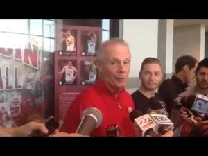 Video: Bo Ryan talks about his decision to retire after next season