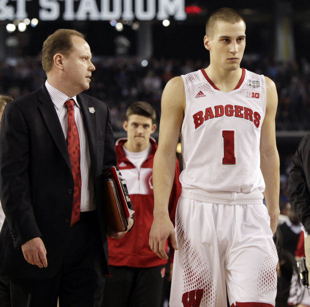 Badgers men's basketball: Ben Brust says pain of Final Four loss won't go away
