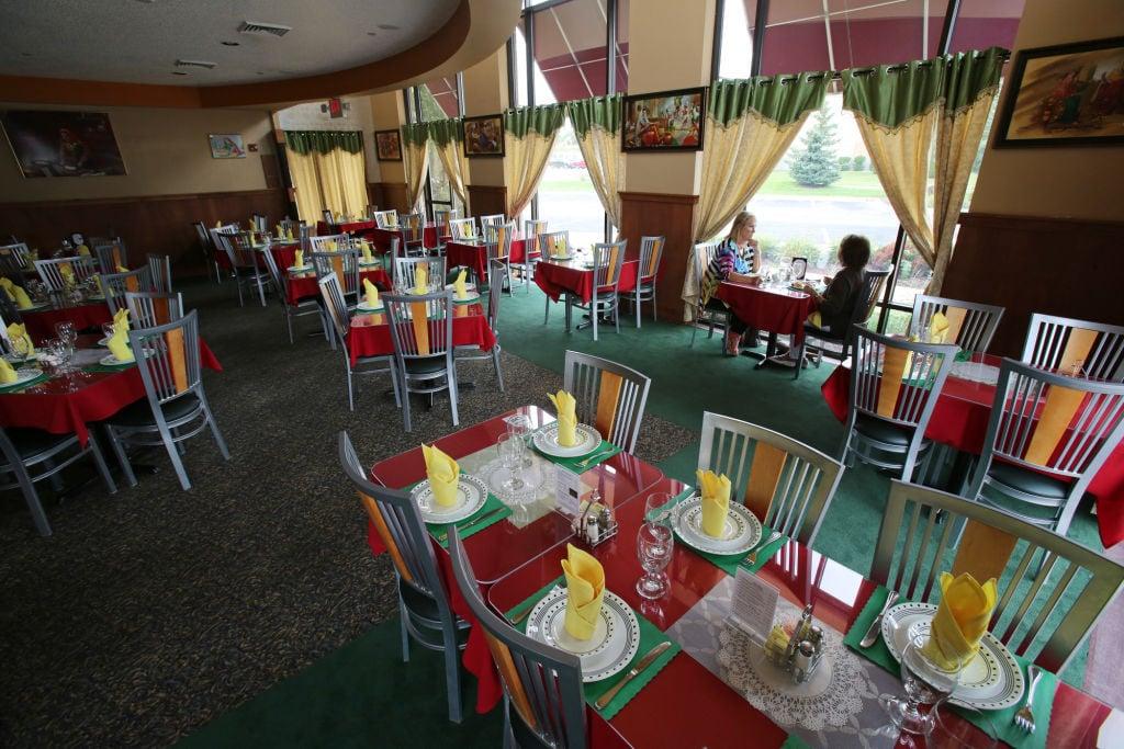 Restaurant review dinner at elegant haveli makes for a