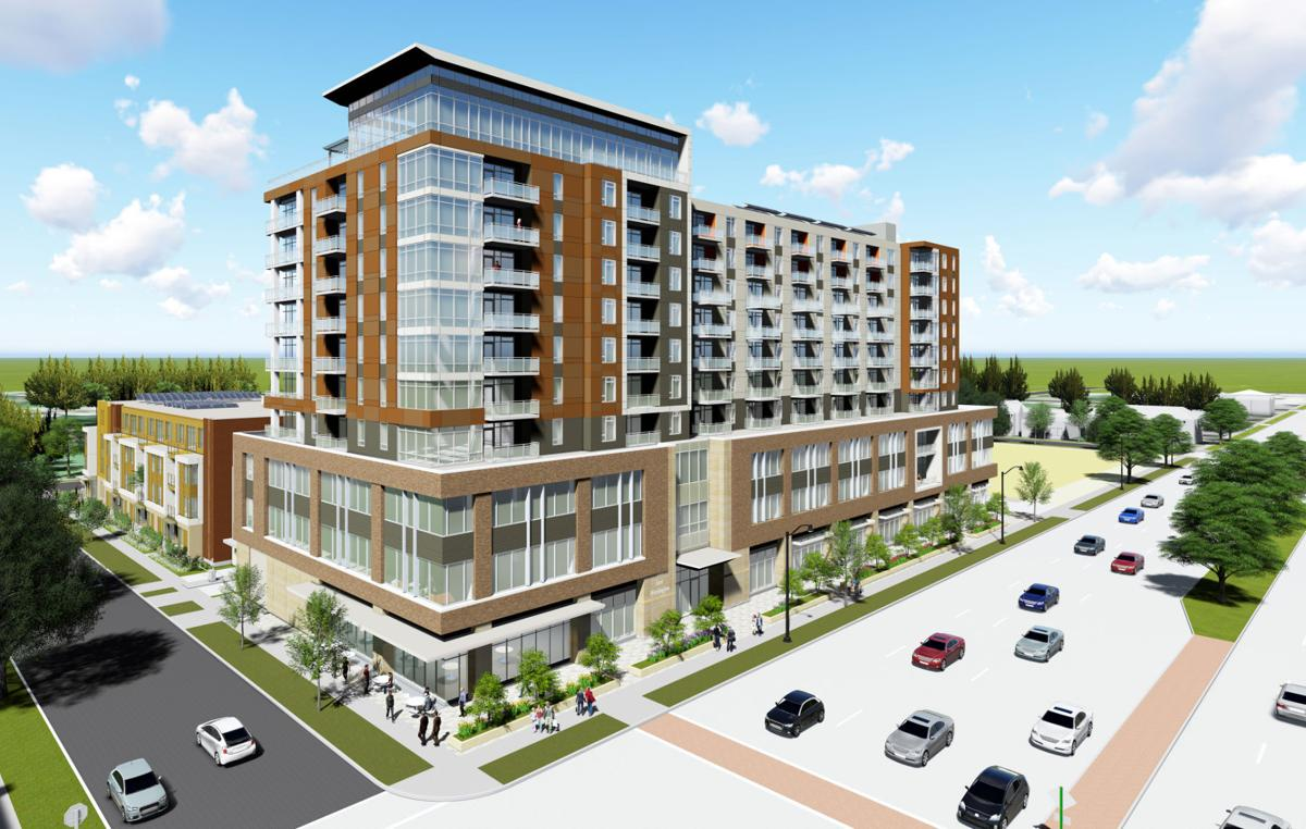 Tif approval pushes near east side housing project nearer for Cost of building a house in wisconsin
