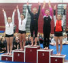 WIAA girls gymnastics: Middleton, Madison Memorial earn return trips to state