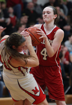 Photos: Mount Horeb vs Monroe girls basketball