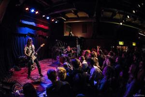 'Fall for a new local band' Q&A: The Hussy