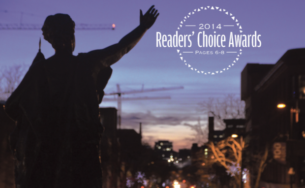2014 Readers' Choice Awards