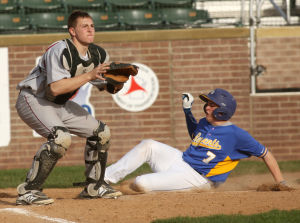 Photos: West vs. La Follette baseball game