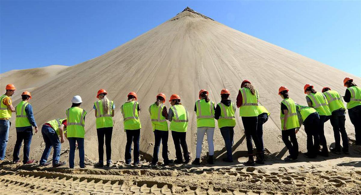 Frac sand industry back in business in western Wisconsin