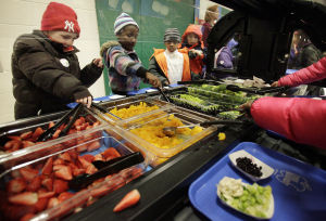 All students at 7 Madison schools will receive free meals