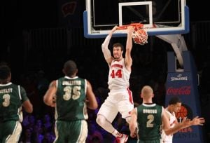 Photos: Another day in paradise as Badgers throttle UAB