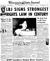 Pages from history July 3, 1964